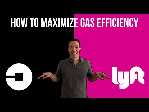 Maximize Gas Efficiency For Uber and Lyft