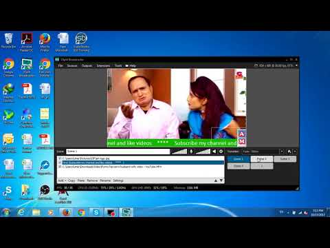 How to create own web Tv free for website youtube facebook dailymotion