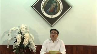 [Thánh Kinh nhập môn] Bài 25: Sách Công Vụ Tông Đồ