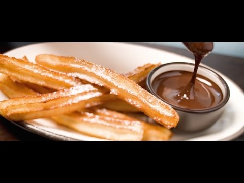 How to make homemade Churros/easy homemade Churros recipe