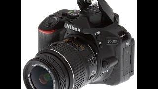 Обзор камеры Nikon D5500 от Penall