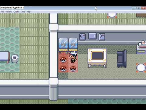 How to get a master ball in pokemon emerald and sapphire