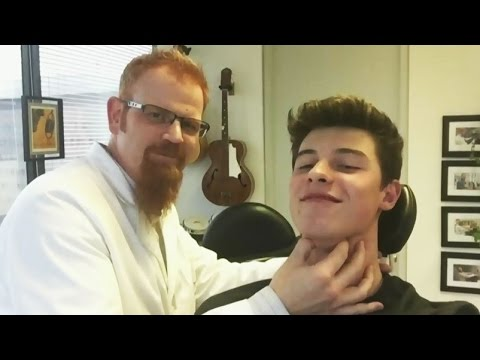 Shawn Mendes' voice doc on the secret to singing success