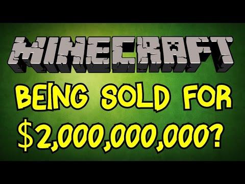 Microsoft To Buy Minecraft/Mojang For $2 Billion Rumor ! | Fact Check! | Notch Tweets!