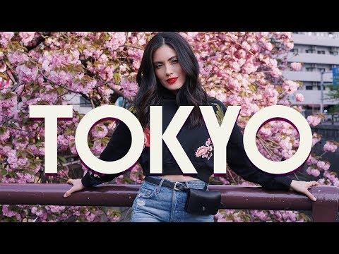 VLOG LIFE: Searching for Matcha Lattes in Tokyo | Melissa Alatorre