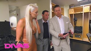 Maryse is shocked when prowlers were around her home: Total Divas Bonus Clip, Nov. 29, 2017..