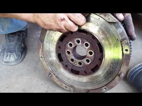 E36 Dual Mass Flywheel Damage