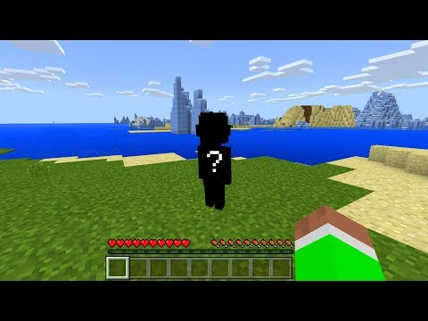 DELETING THIS VIDEO IN 24 HOURS! (New Mob in Minecraft???)