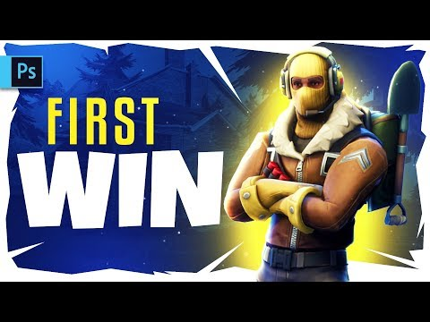 How To Make A Fortnite Thumbnail With Free Template Eachnow Com