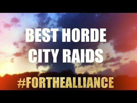 BEST Horde City Raids! Orgrimmar REKT, Undercity, Silvermoon and Thunderbluff (Molten WoW)