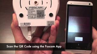 How To Setup Foscam FI9821P P2P Wireless IP Camera - PakVim