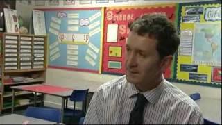 BBC The One Show More Men primary School teachers needed Oughtbridge Primary School