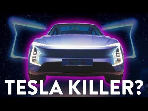 Best Electric Vehicle That's NOT Tesla?! (SF Motors - SF5)