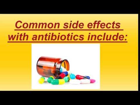★★★★Allergic reaction to antibiotics █ symptoms★★★★