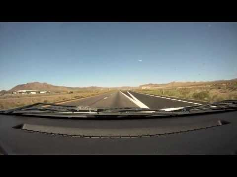 Lake Havasu To Las Vegas in 14 minutes