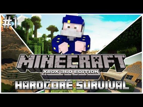 Minecraft 360 | TU12 New Amazing World! | Massive Mineshaft | Zombie Skydive