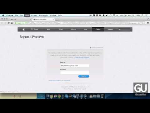 [Tutorial] Get an iOS or Mac app refunded