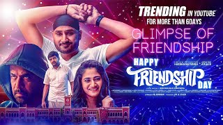 Glimpse of Friendship - Tamil | Harbhajan Singh, Arjun, Losliya, Sathish | D.M.UdhayaKumar