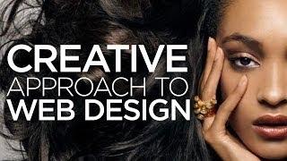 Graphic Design Tutorial: Web design, creative side