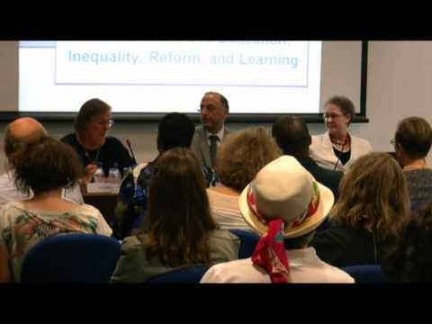 Challenges to equity in American public education - Talk by Linda Darling-Hammond - Introduction