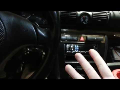 B5 Audi S4 Key Sense Wire for Aftermarket Stereo / Radio