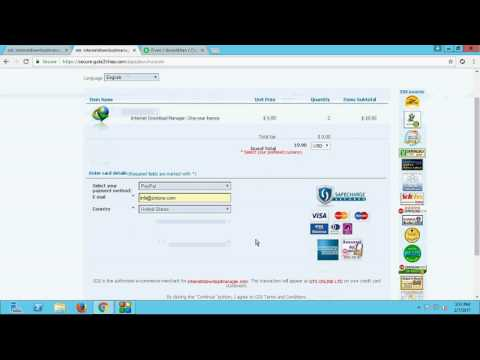 How to Buy now Internet Download manager 2017 Free Register Key