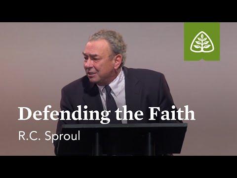 R.C. Sproul: Defending the Faith