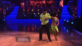 DWTS: Rob Kardashian and Cheryl Burke - Week 5