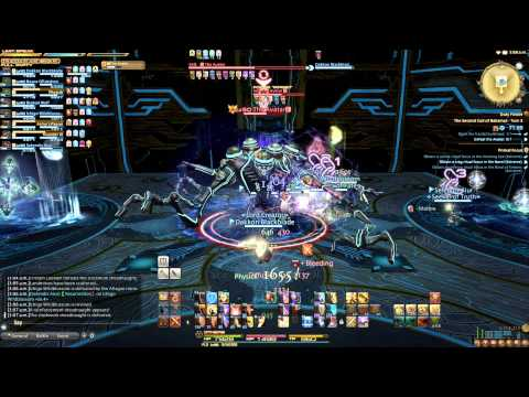 FFXIV ARR - The Second Coil of Bahamut - Turn 3 - The Avatar - Static Party