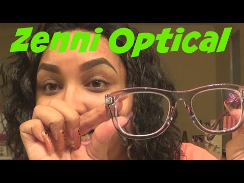 ZENNI OPTICAL REVIEW || First Impression