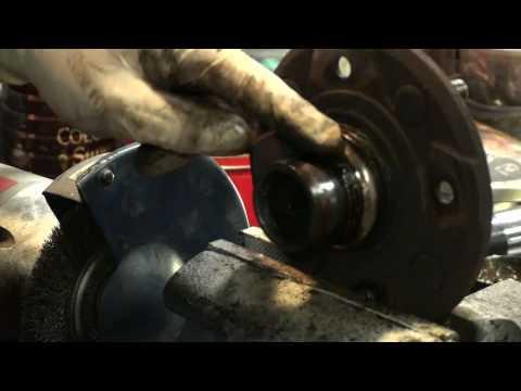 Replacing an Accord Wheel Bearing - EricTheCarGuy