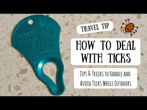 How to Deal with Ticks | Tips & Tricks to Handle & Avoid Ticks While Outdoors