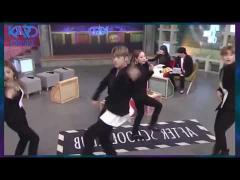 [171205] KARD - You In Me (Key point of Dance - Arirang' s After School Club)