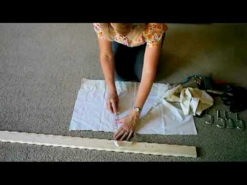 How To Make Your Own Quilt Frame