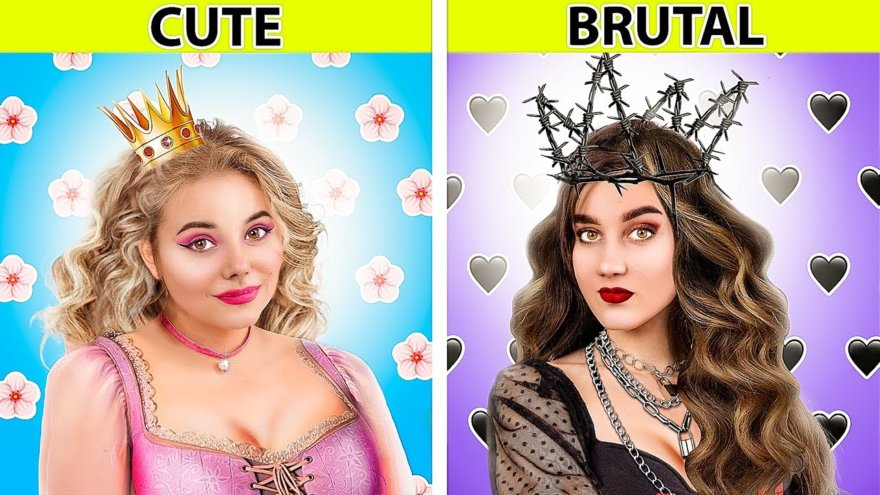 The Story of Princesses/ Brutal Princess vs Soft Princess