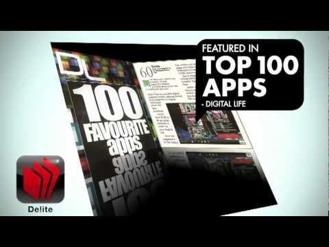SingTel De!ite: Digital Magazine App for iPads & Android Tablets
