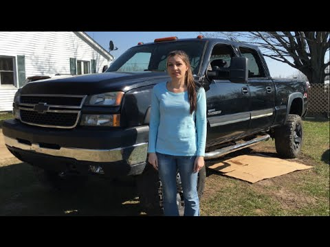 How to install Backup Sensors on a Silverado Duramax