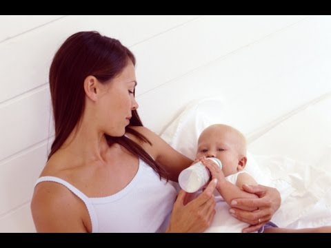 How To Get A Breastfed Baby To Take A Bottle