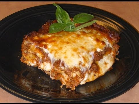 My Favorite Lasagna Recipe with Michael's Home Cooking