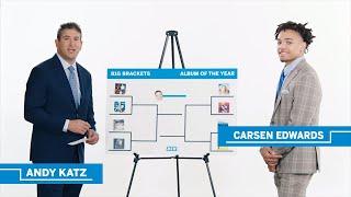 Download B1G Brackets: Carsen Edwards Picks Album of the Year | B1G Basketball Video