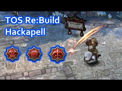 TOS TEST] Re:Build / Barbar + Rodel + Hackapell - PakVim net