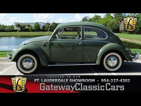 FTL-324 1966 VW Beetle