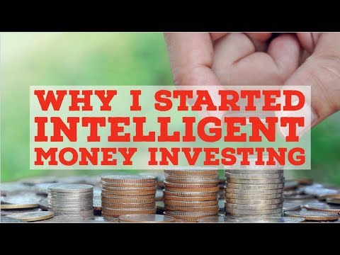 TOO MANY PEOPLE DON'T CARE ABOUT SAVING: Why I started Intelligent Money Investing