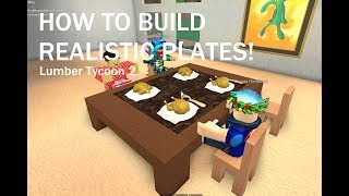 Lumber tycoon 2 | How to Build a Tennis Court