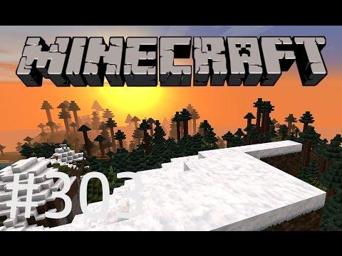 Let's Play Minecraft #303 - Die Land-/Wasser-Partie