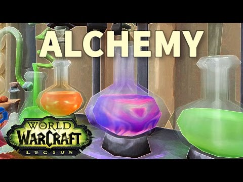 Get Your Mix On WoW Alchemy