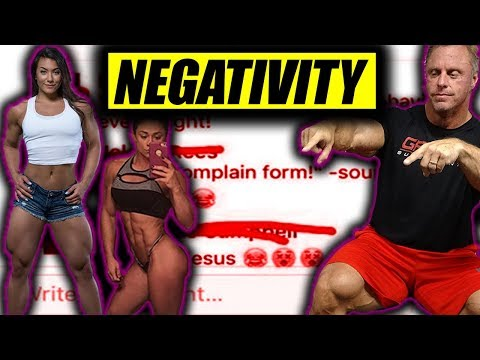 Negativity - How To Deal With It Online & In Life!