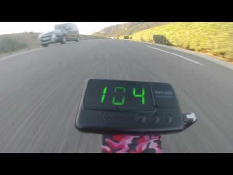 107km/h: World's fastest electric longboard (unofficial)
