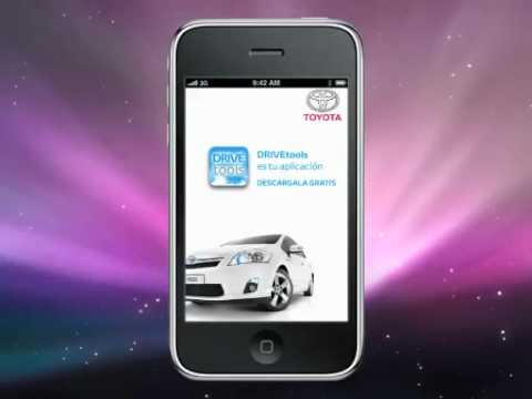 Toyota Auris Mobile Marketing Campaign