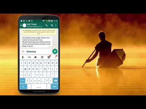 How to Enable New Whatsapp Texting Features(First on Internet)-Tamil Tutorials